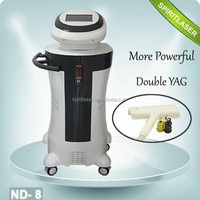 High Quality Double Rod Powerful Portable Skin Laser Lifting