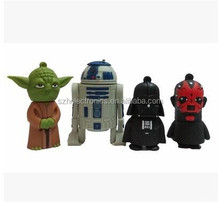 Wholesale Freesample Highspeed usb flash drive star wars for Promotional gifts