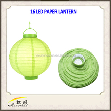 Chinese paper lantern party decoration wedding favor multi colors wedding lantern