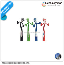Thumbs Up Bend-A-Promotional Pen (Lu-Q24214)