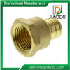 Brass Pex Fitting Female Adapter For Pipe