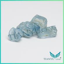 Factory prices of rough aquamarine stones for sale