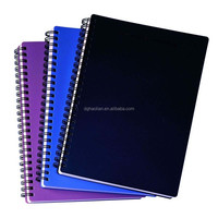 2015 a5 paper Spiral band Office supplies notebook bulk buy from China in dongguan haolian manufacturer