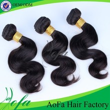 Wholesale posh wave hair top quality virgin brazilian hair
