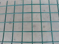 brc steel welded construction wire mesh