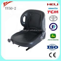Toyota original PVC Nissan universal forklift seat for sale