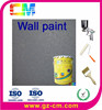 Water based exterior wall fire proof texture effect coating