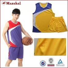 Latest basketball uniform wholesale clothing