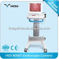 electronic image storage,double LCD screen,LED light source,HD portable usb dental endoscope camera system