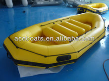 inflatable rafting boat river raft 2015 hot sale cheap price AR-400