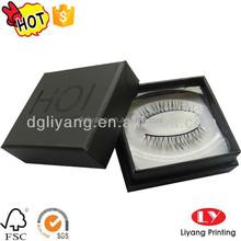 Rigid Eyelash Packaging Box with Lid