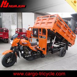 hydraulic dump system China pedicab trike