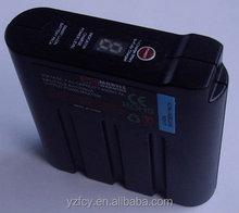 Batteria ricaricabile giacca riscaldata, batteria abbigliamento biologico, generale della batteria elettronica