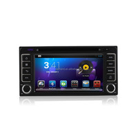 6.2 inch Touch Screen Car Dvd Player Android 4.2. for TOYOTA Universal with Gps 3G,Wifi,Bluetooth Support Rear View Camera,DVR