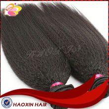 Brazilian Kinky Straight Yaki Free Hair Weave Hair Packs