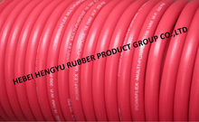 Multipurpose Hose, Fuel Hose with smooth cover and red color