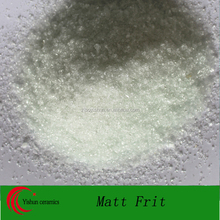 Exquisite Feel And Excellent whiteness Matt Frit for Interior Wall Tile