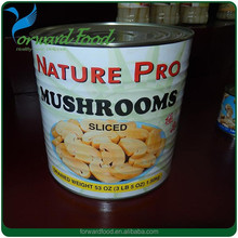 mushroom piece and stems canned food