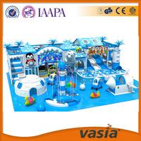 ocean world design indoor soft play set