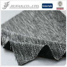 Jiufan Textile T/R (Polyester/ Rayon) Knitting Hacci Fabric For Clothing