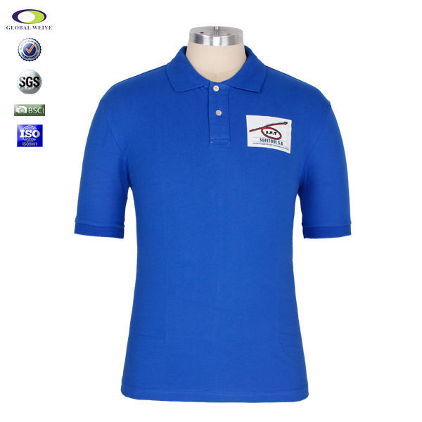 custom printed logo cheap promotional men 39 s uniform polo