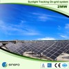 2MW grid-connected solar power system for commercial