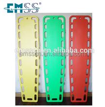 Plastic stretcher/backboard