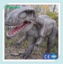 Amusement Park Dinosaur Zoo