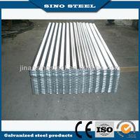 wholesale competitive price GCI sheet zinc coated corrugated sheet galvanized sheet for roof