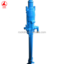 Blacksmith tools/hand held rock drilling YSP45/stopper rock drill/high frequency YSP45 stopper drill for mining