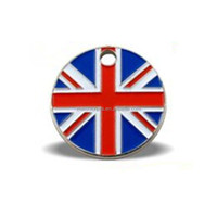 China Custom Logo Supermarket Trolley Coin Bronze metal With Coin Holder distributor