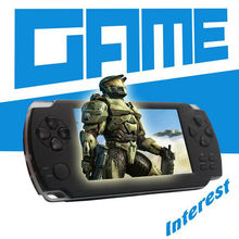 Wholesale 4.3inch game console handle game player
