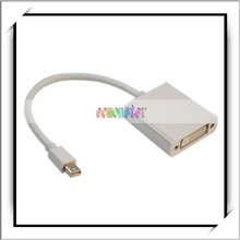 Mini Display Port DP To DVI Cable Adapter For Apple