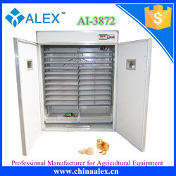 Digital temperature incubator automatic China egg incubator for poultry