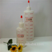 Food Grade plastic container/glue bottle for sale