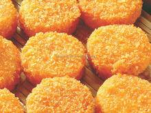 Delicious Breaded Imitation Scallop Products