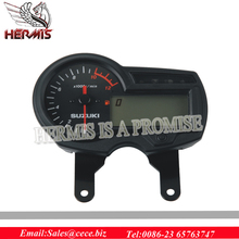 Universal Motorcycle Rev Counter Tacho Tachometer Gauge LED 13K RPM