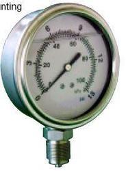 new differential pressure gauge bourdon tube
