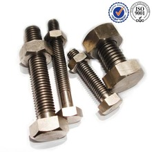High Tensile Fastener nut and bolt, Carbon steel bolt and nut