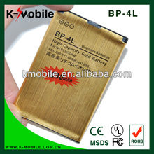 High quality Rechargeable Business cell Battery for Nokia BP-4L E90/N97