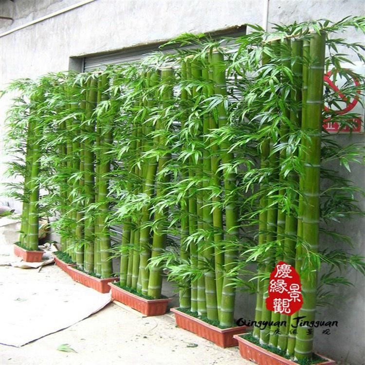 Bambu artificial bonsai pa de bambu artificial vaso - Bambu cuidados en maceta ...