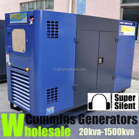 180KW/225KVA magnetic silent diesel generator with best quality and promotion price for sale