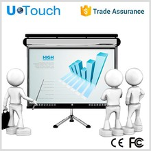 58inch U-Touch All In One Lcd Touch Screen Monitor/touch screen lcd Monitor/Interactive Lcd Touch Monitor