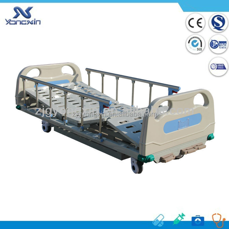 Super low manuel lit d'hôpital ( Triple fonctions ) ( YXZ-002A )