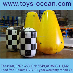 floating water event inflatables Type water event inflatable buoy