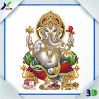 wholesale big size india god & goddness Hindu god Lakshmi Maa decoration picture