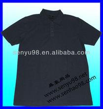 mens polo collar striped t shirt
