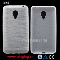 Soft brushed Tpu Cover Case for lenovo S720