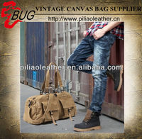 Classic dense Canvas Travel shoulder Bags/Duffel Bags/Weekend Bags for men