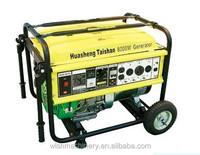 8KW 4-stroke gas engine power generator